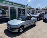 Peugeot 306 Convertible 1.6 Automatic