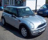 Mini Hatch One 1.6 One 3dr